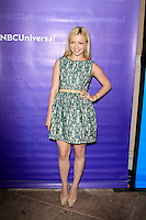 PASADENA - APR 18:  Francesca Eastwood arrives at the NBCUniversal Summer Press Day at The Langham Huntington Hotel on April 18, 2012 in Pasadena, CA