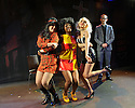 DESPERATE MEASURES, by Robin Kingsland & Chris Barton, opens at the Jermyn Street Theatre, St James. Picture shows: Emily-Rose Hurdiss, Tosin Thompson, Angharad George-Carey, Sam Elwin.