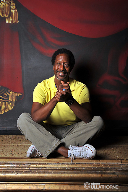 Clarke Peters at The Theatre Royal, Stratford East