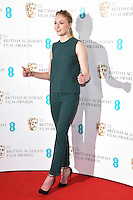 Sophie Turner at the announcement of the nominations for the 2017 EE BAFTA Film Awards, BAFTA, London, UK. <br /> 10th January  2017<br /> Picture: Steve Vas/Featureflash/SilverHub 0208 004 5359 sales@silverhubmedia.com