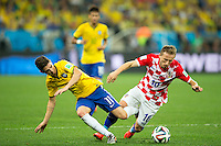 Brazil vs Croatia, June 12, 2014