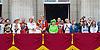 Royals Celebrate Queen 90th Birthday