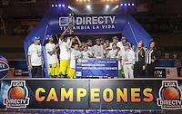 Liga Direct TV de Baloncesto Profesional  / Direct TV Basketball League  Professional 2013