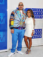 NEW YORK, NY - AUGUST 28:FatJoe attend the 2016 MTV Video Music Awards at Madison Square Garden on August 28, 2016 in New York City Credit John Palmer / MediaPunch