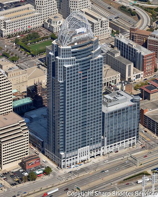 Cincinnati 39 s tallest building photo available www for Great american builders