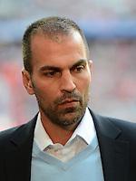 FUSSBALL   1. BUNDESLIGA  SAISON 2012/2013   7. Spieltag FC Bayern Muenchen - TSG Hoffenheim    06.10.2012 Trainer Markus Babbel (TSG 1899 Hoffenheim)