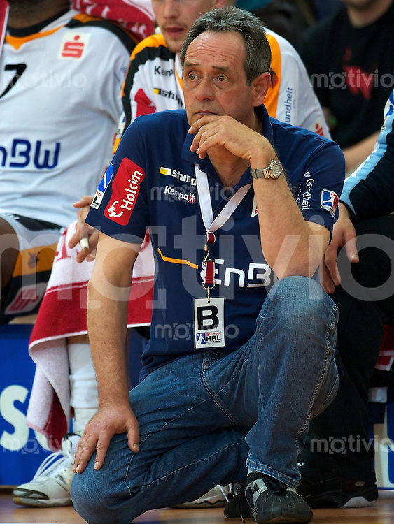 Trainer Dr. Rolf Brack (HBW)