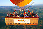 20101204 DECEMBER 04 Cairns Hot Air Ballooning