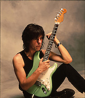 JEFF BECK  (STUDIO SESSION)