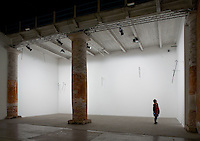 Richard Wentworth, Walking Sticks, 53rd Venice Biennale