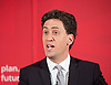 Labour Party Education manifesto launch at Microsoft, London, Great Britain <br /> 9th April 2015 <br /> <br />  General Election Campaign 2015 <br /> <br /> Ed Miliband <br /> Leader of the Labour Party <br /> <br /> <br /> <br /> <br /> <br /> Photograph by Elliott Franks <br /> Image licensed to Elliott Franks Photography Services