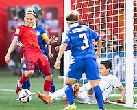 Thailand vs Germany, June 15, 2015