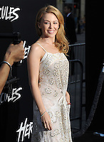 JUL 23 Hercules Premiere - Hollywood