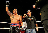 Paul Cheng vs Devon Garnon - Heavyweight Professional Boxing - Photo Archive