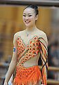 "Natsuki Fukase, MARCH 23, 2012 - Rhythmic Gymnastics : Japanese Rhythmic Gymnastics Team ""FAIRY JAPAN POLA"" open the practice for press at Japan Sports Institute of Science in Itabashi, Japan. (Photo by Atsushi Tomura /AFLO SPORT) [1035]"