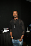 Designer LaQuan Smith Attends Flatt Book 6 Launch Party & Salute to Flattprize & National Arts Club Residency Recipient Fabrizio Arrieta Held at The National Arts Club, NY