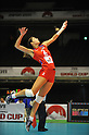 Brakocevic Jovana (SRB), November 17 2011 - Volleyball : .FIVB Women's World Cup 2011, 4th Round .match between Serbia 3-0 Argentina .at Tokyo Metropolitan Gymnasium, Tokyo, Japan. .(Photo by Atsushi Tomura/AFLO SPORT) [1035]