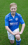 St Johnstone Academy U12's<br /> Ross Cameron<br /> Picture by Graeme Hart.<br /> Copyright Perthshire Picture Agency<br /> Tel: 01738 623350  Mobile: 07990 594431