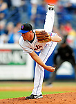 11 March 2010: New York Mets pitcher Tobi Stoner in action during a Spring Training game against the Boston Red Sox at Tradition Field in Port St. Lucie, Florida. The Red Sox defeated the Mets 8-2 in Grapefruit League action. Mandatory Credit: Ed Wolfstein Photo
