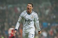 Real Madrid - Celta de Vigo - Spanish FA Cup 2013