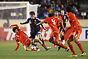 Keigo Higashi (JPN), March 14, 2012 - Football / Soccer : 2012 London Olympics Asian Qualifiers Final Round, Group C .Match between U-23 Japan 2-0 U-23 Bahrain at National Stadium, Tokyo, Japan. (Photo by Daiju Kitamura/AFLO SPORT) [1045]