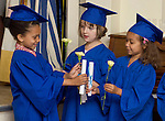 New Windsor, New York - Hudson Hills Academy held its Primary School graduation ceremony on Wednesday, June 11, 2014. The children completed a Montesorri program at the school.