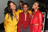 NEW YORK, NY - SEPTEMBER 10, 2016 Christina Milian, Dej Loaf & Karrueche Tran attend the Alexander Wang Fashion Show after party September 10, 2016 at Pier 94 in New York City. Photo Credit: Walik Goshorn / Mediapunch