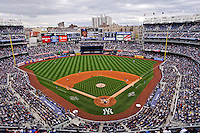New Yankee Stadium, designed by Populos, New York Yankees, Bronx, New York
