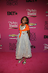 """Brooklyn Attends """"BLACK GIRLS ROCK!"""" Honoring legendary singer Patti Labelle (Living Legend Award), hip-hop pioneer Queen Latifah (Rock Star Award), esteemed writer and producer Mara Brock Akil (Shot Caller Award), tennis icon and entrepreneur Venus Williams (Star Power Award celebrated by Chevy), community organizer Ameena Matthews (Community Activist Award), ground-breaking ballet dancer Misty Copeland (Young, Gifted & Black Award), and children's rights activist Marian Wright Edelman (Social Humanitarian Award) Hosted By Tracee Ellis Ross and Regina King Held at NJ PAC, NJ"""