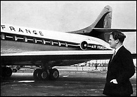 BNPS.co.uk (01202 558833)<br /> Pic: Pen&amp;Sword/BNPS<br /> <br /> By the Caravelle, a French version of the Comet, in which in 1956, at 31,000 feet, Colin came to realize that flying had returned to a place in his life.<br /> <br /> he remarkable story of a British hero double amputee pilot who took to the skies during the Second World War has come to light.<br /> <br /> Flight Lieutenant Colin Hodgkinson lost his legs in a horror crash in a Tiger Moth in May 1939 but went on to emulate Sir Douglas Bader and fly Spitfires in the Royal Air Force.<br /> <br /> He even endured a spell in the Great Escape prisoner of war camp after being shot down over France in 1943 but rejoined the RAF after being repatriated.<br /> <br /> The pair were the only two British double amputee pilots to fly during the war - yet while Bader, rightly, is a household name, Flt Lt Hodgkinson's exploits have been largely forgotten.<br /> <br /> This has prompted historian Mark Hillier to publish Flt Lt Hodgkinson's autobiography 60 years after it was penned which he hopes will shine some limelight on a 'special' man whose courage he says was every bit as great as Baders'.<br /> <br /> Best Foot Forward, by Colin Hodgkinson, is published by Pen &amp; Sword.