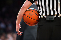 NEW YORK, NY - Thursday March 9, 2017: Butler and Xavier square off in the Quarterfinals of the Big East Tournament at Madison Square Garden.