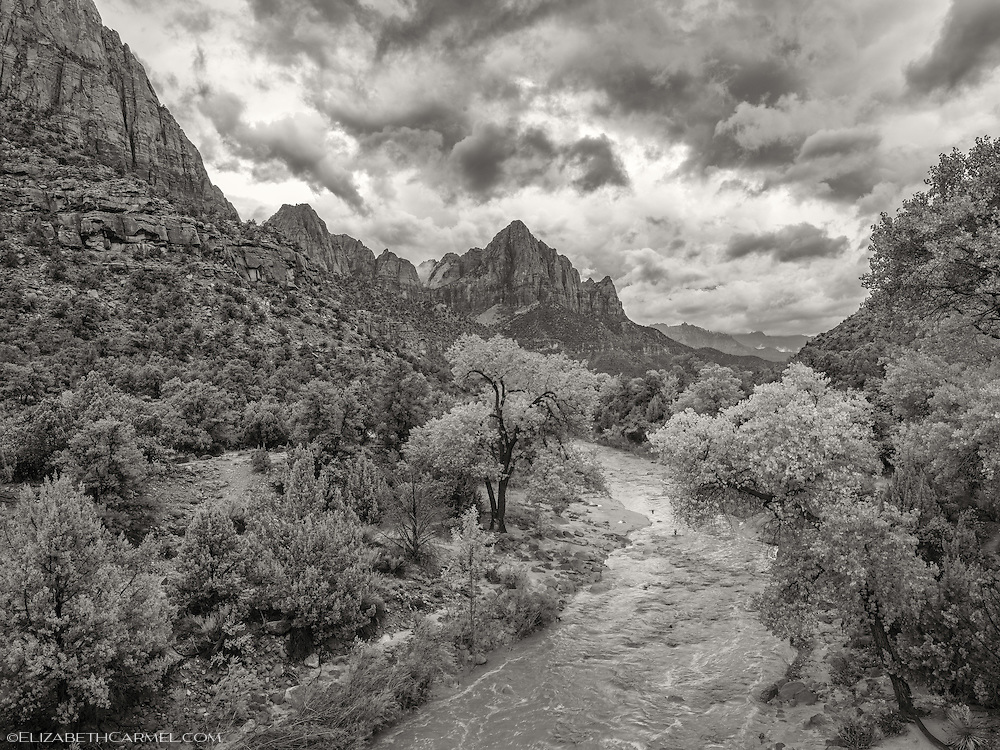 Approaching Storm, Zion