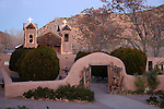North America, USA, New Mexico. Santurio de Chimayo