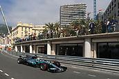 2017 Formula 1 Monaco Grand Prix Thursday Practice session May 25th