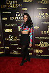 New York Premiere of the HBO Documentary Film The Latin Explosion: A New America