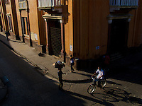 Street Scene - Cartagena - Colombia
