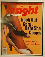 Imelda Marcos,Magazine cover