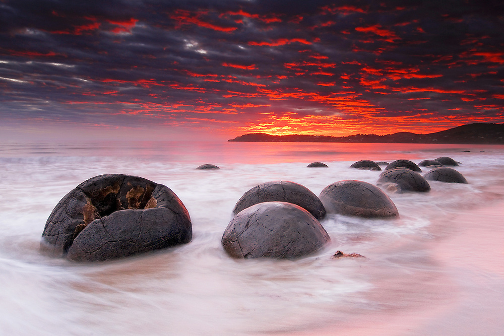 Image result for Moeraki Boulders