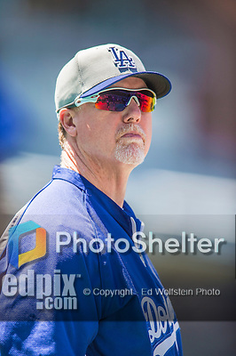 Mark Mcgwire Dodgers