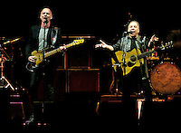 MAR 04 Paul Simon & Sting 'On Stage Together' Tour