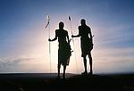 Samburu herdsmen, Mpala, Nanyuki, Kenya