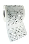 Sudoku Toilet Roll - Nov 2013.