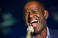 JUL 21 Brian McKnight Performs at Coach Woodson Invitational Party NV