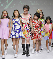 Fashion Show 2015 For Kids Fashion designer Peini Yang