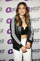 PHILADELPHIA, PA - OCTOBER 11 :  Daya pictured announcing Q102's Jingle Ball 2016 line up at D&B's in Philadelphia, Pennsylvania on October 11, 2016  photo credit  Star Shooter/MediaPunch