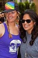 LA Pride 2011, Woman's, Roller, Skating, Participants