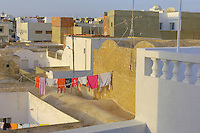 The hotel Dar Chez Inez is situated in the middle of the ancient and bustling medina of Kelibia