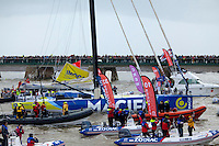 Vend&eacute;e Globe Arrival
