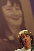 PATRICIA HEWITT.LABOUR PARTY CONFERENCE, GLASGOW. 14.02.03