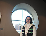 Lafayette Upper Elementary teacher Judy Bishop, the Lafayette County School District's teacher of the year, in Oxford, Miss. on Thursday, February 25, 2010.